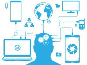 The relationship between man and digital technology