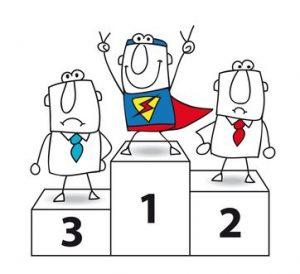 Superhero is the winner