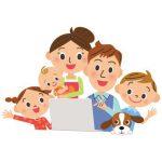 famille ordinateur