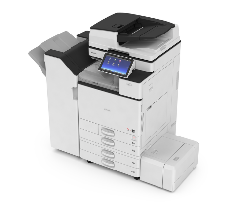 PR 404 - Ricoh launches flagship A3 colour Multifunction Printers%2c with Smart Operation Panel%2c mobile connectivity and customisable application interface